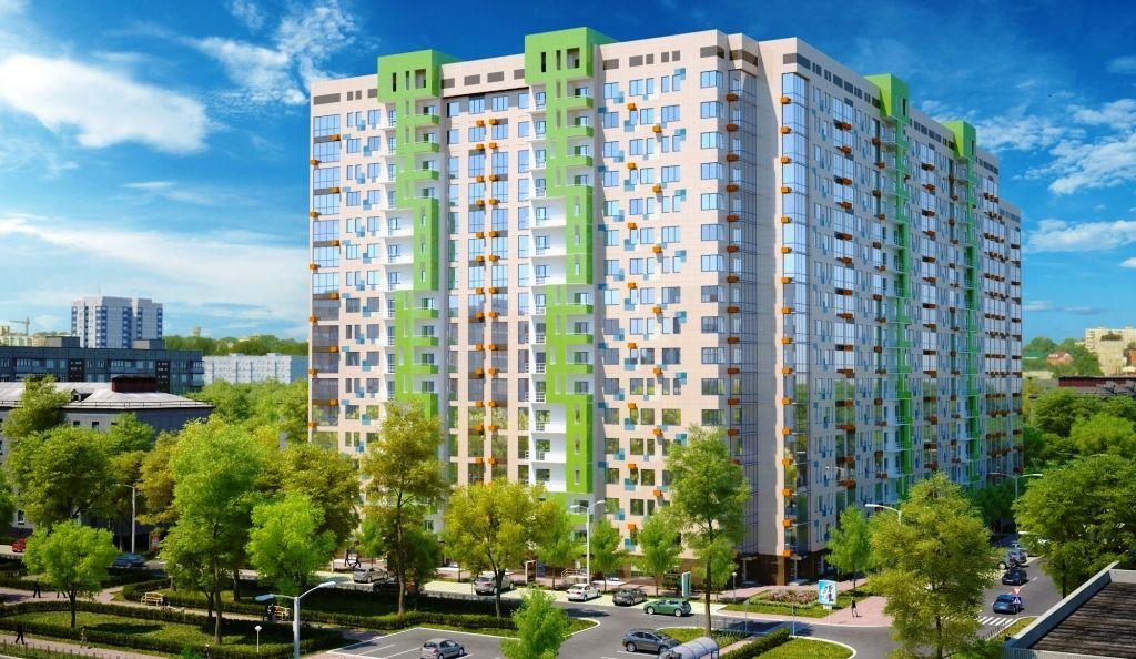 жилой комплекс Ивантеевка 2020