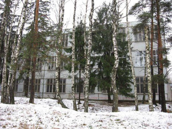 Административное здание на ул. Институтская, 10
