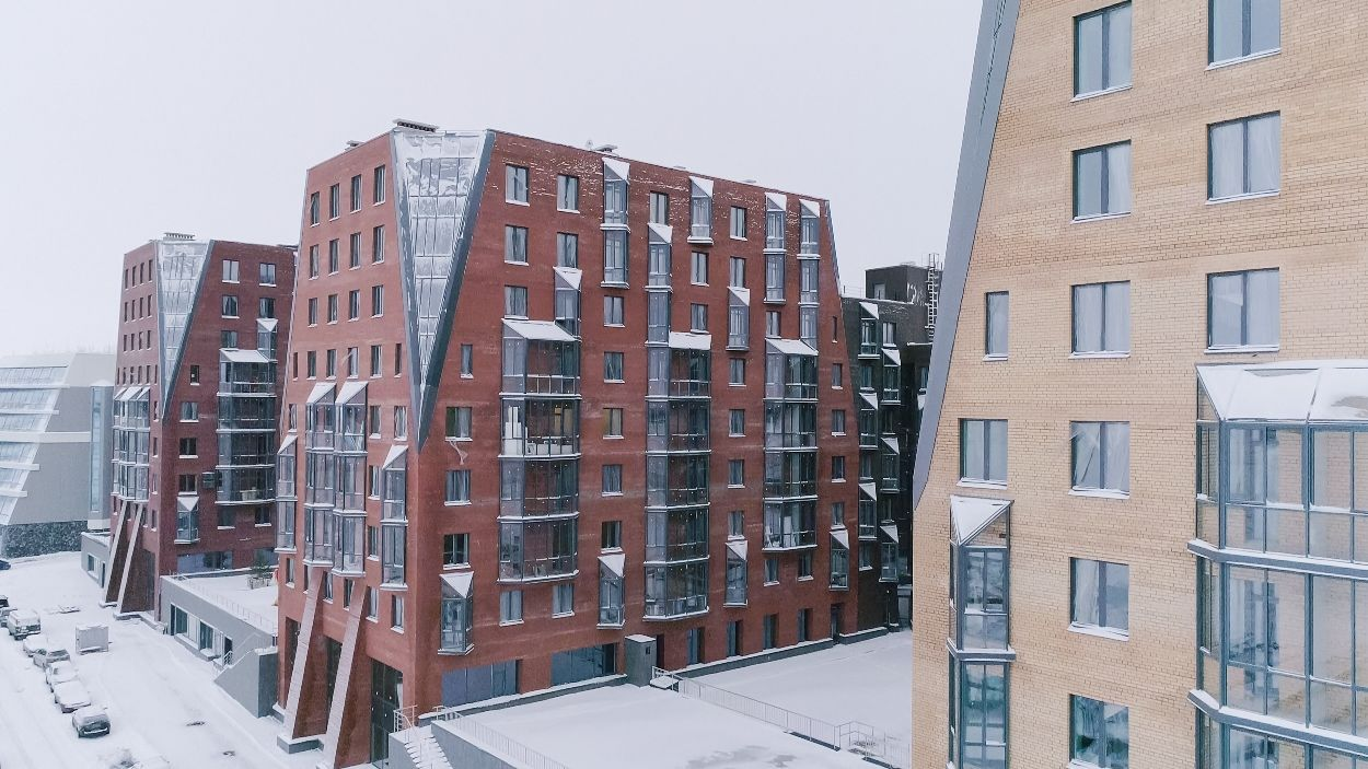 жилой комплекс Омега Хаус
