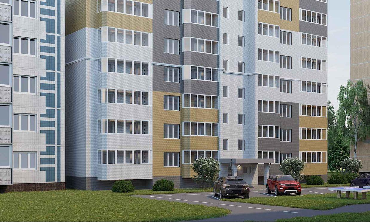 жилой комплекс Полет