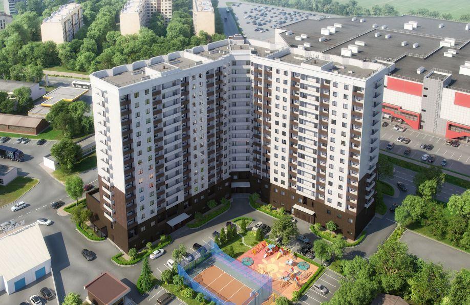 жилой комплекс Парадный