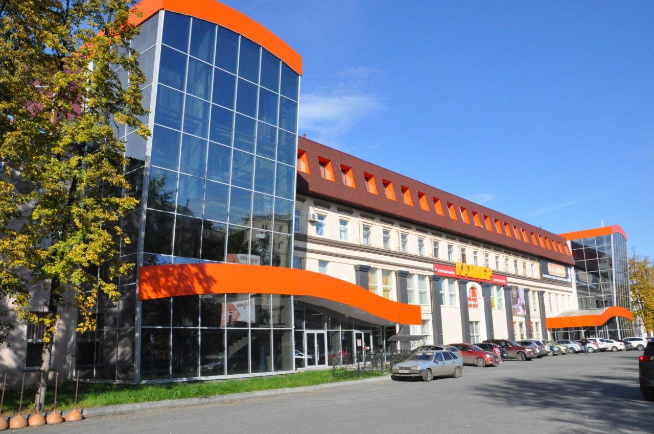 аренда помещений в БЦ Калибр