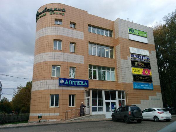 Торговый центр Юрьевецкий