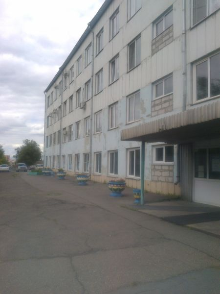 Офисно-производственный комплекс КПМФ Востокпромсвязьмонтаж