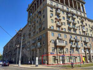 Аренда офиса 35 кв Кутузовский проспект коммерческая недвижимость г санкт-Москва