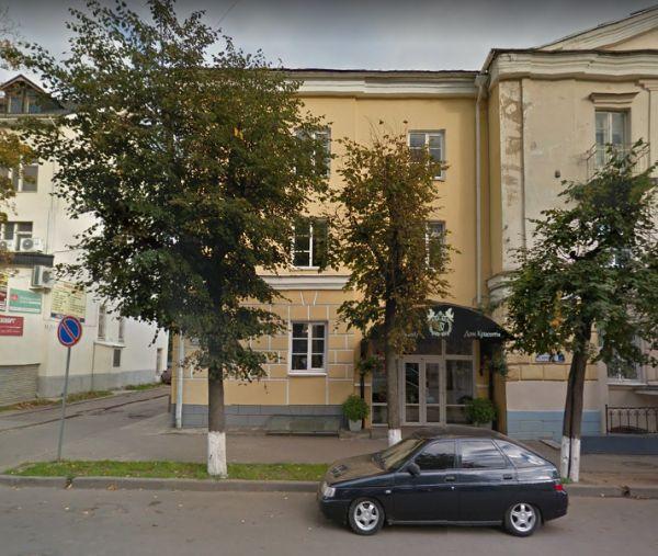 Отдельно стоящее здание на ул. Некрасова, 9А