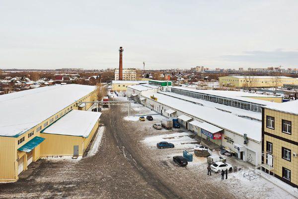 Производственно-складской комплекс Западный