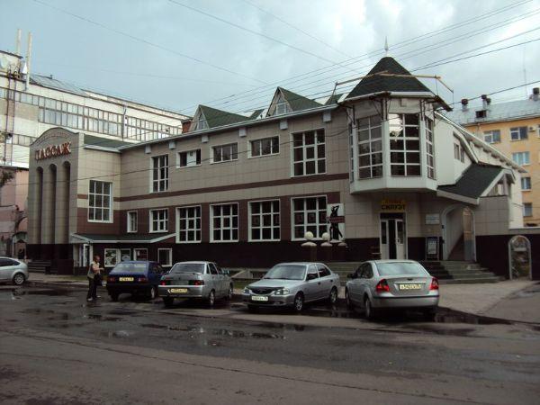 Торговый центр Пассаж