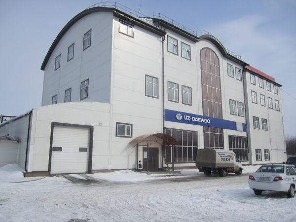 Административное здание на ул. Полушкина Роща, 16с71
