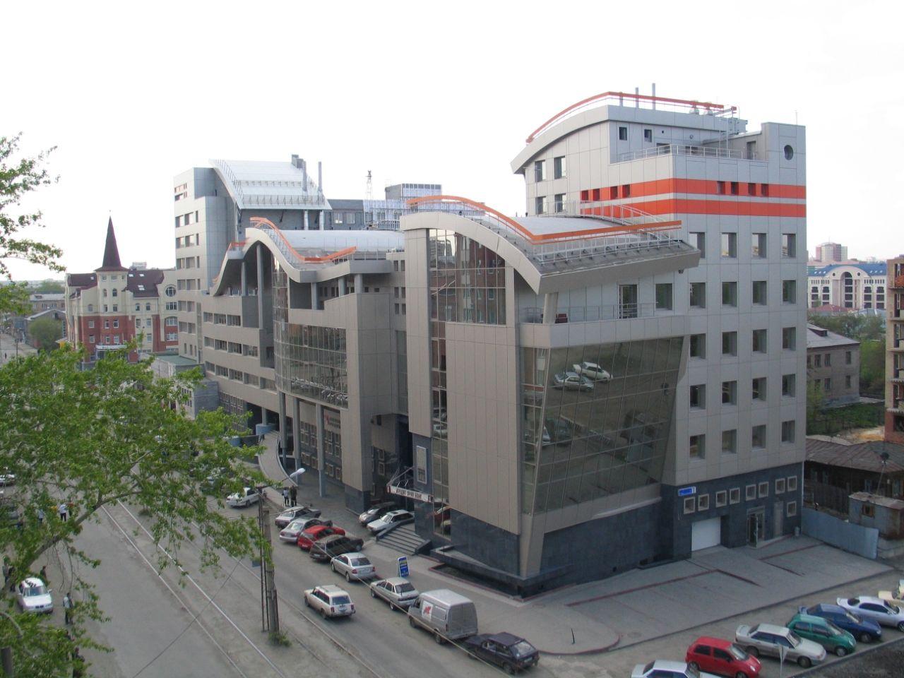 Бизнес Центр Аркаим Плаза