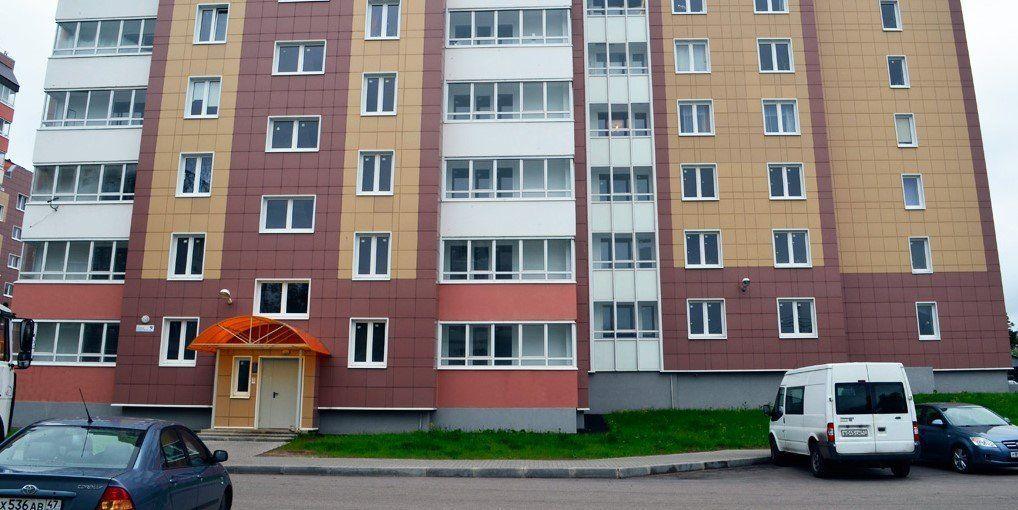 продажа квартир в Выборге