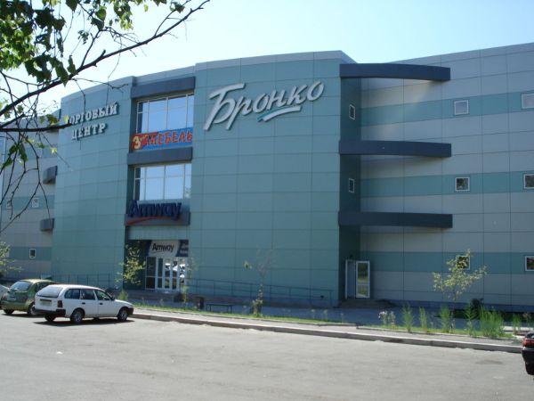 Торгово-офисный комплекс Бронко
