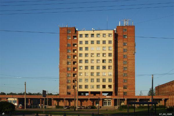 Бизнес-центр Ручьи