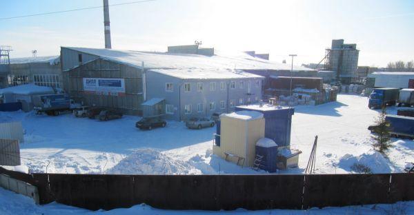 Офисно-складской комплекс на ул. Олимпийская, 37к1