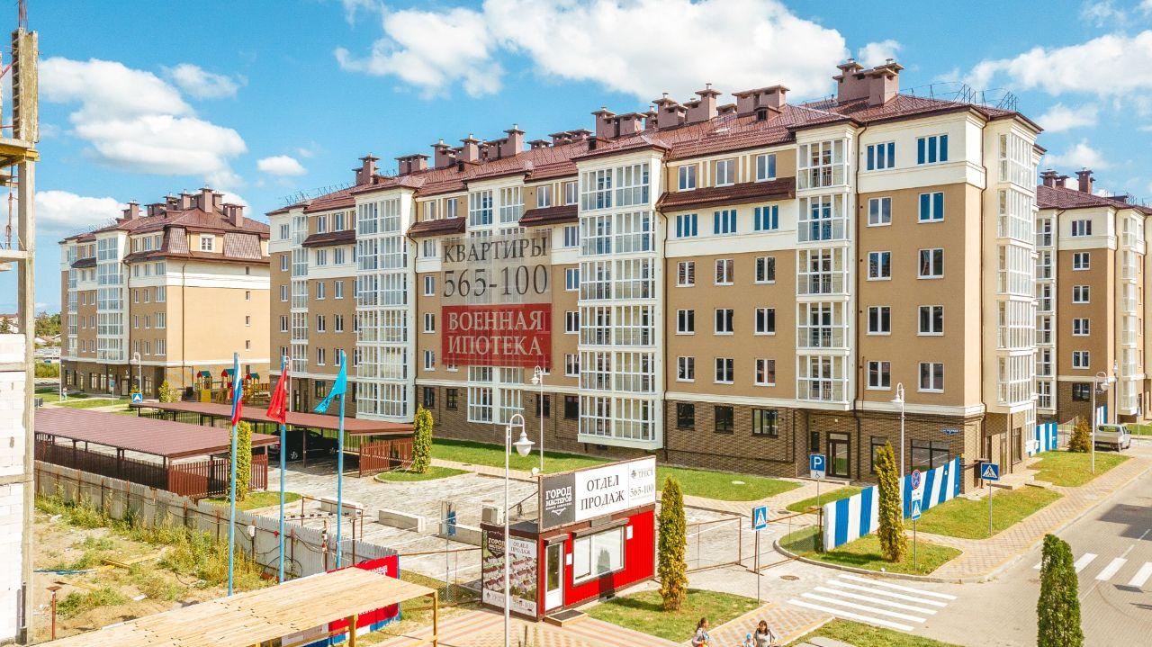 купить квартиру в ЖК Город Мастеров