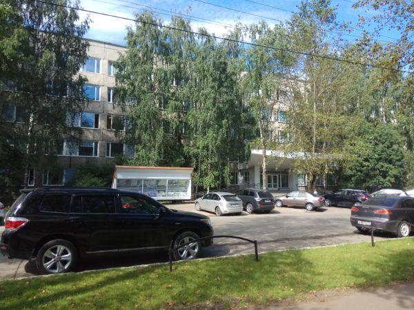 Административное здание на ул. Ленина, 48