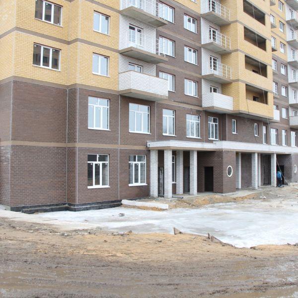 2-я Фотография ЖК «по ул. Брянская, 15А»