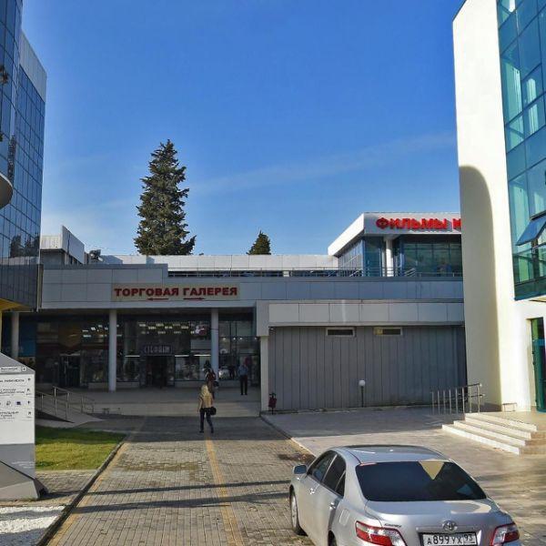 Торгово-развлекательный центр ЛакСтар
