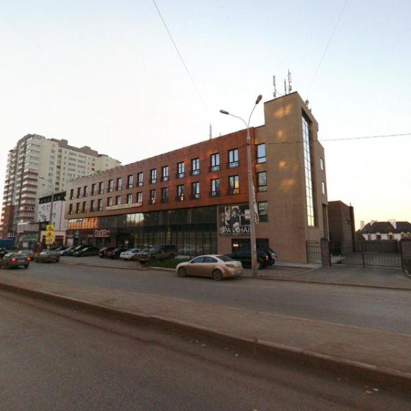 Бизнес-центр на ул. Солнечная, 30