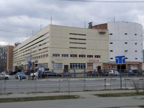 Отдельно стоящее здание на ул. Колпакова, 44А