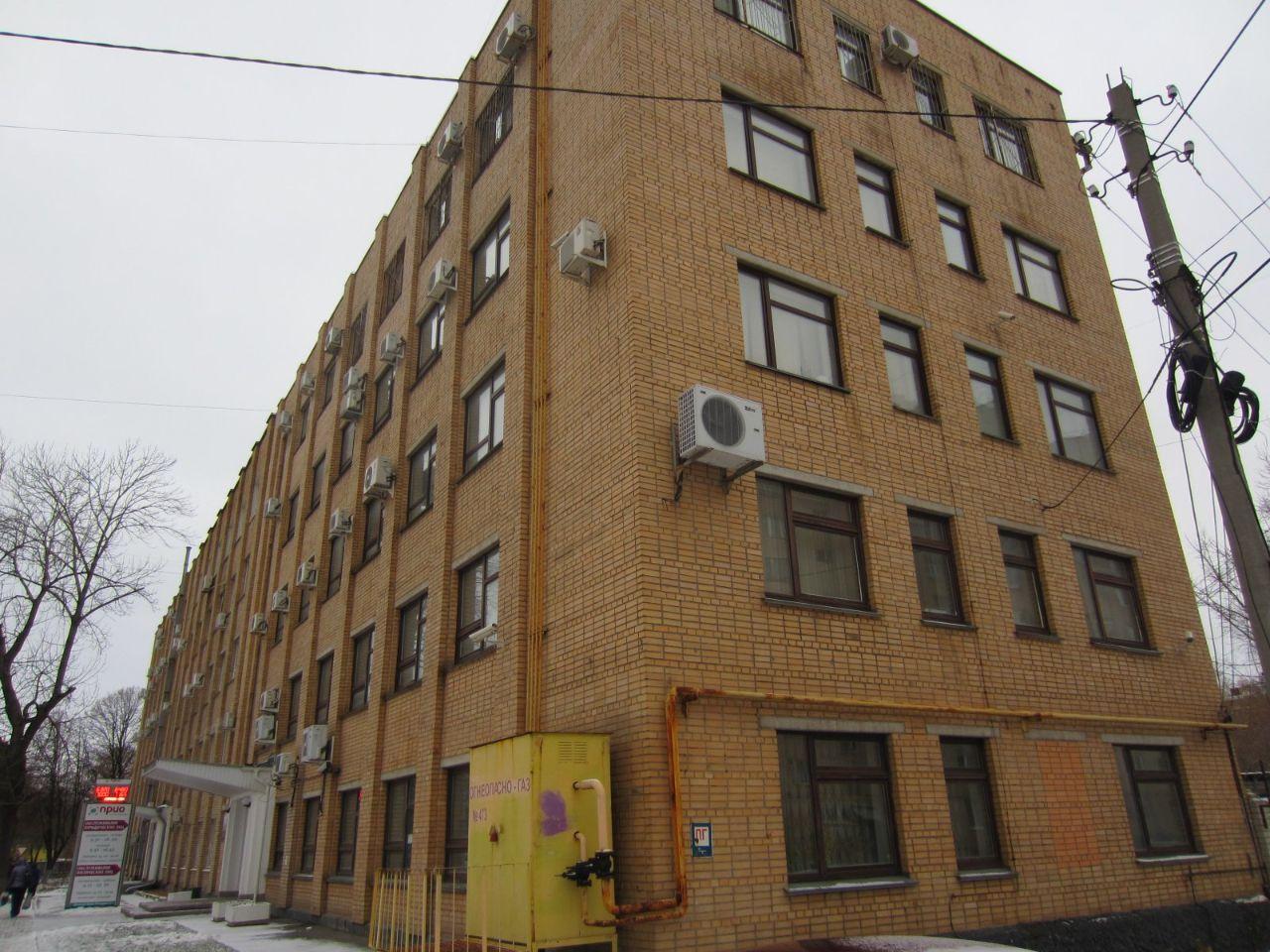 аренда помещений в БЦ на проезде Завражнова, 5
