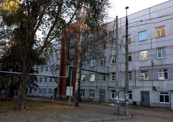 Отдельно стоящее здание на Заводском шоссе, 14к5