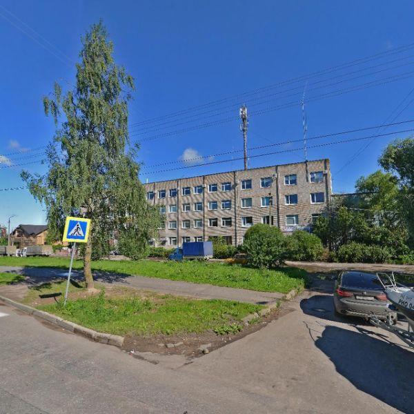 Отдельно стоящее здание на ул. Московская, 53