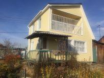 Купить дом на улице Брусничная в рабочем поселке Маркова, продажа ... ae41a3ff064