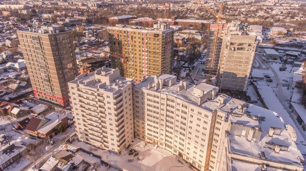4-я Фотография ЖК «по ул. Коробкова, 20 корп. 1»