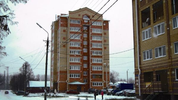 1-я Фотография ЖК «ул. Комсомольская, 9»
