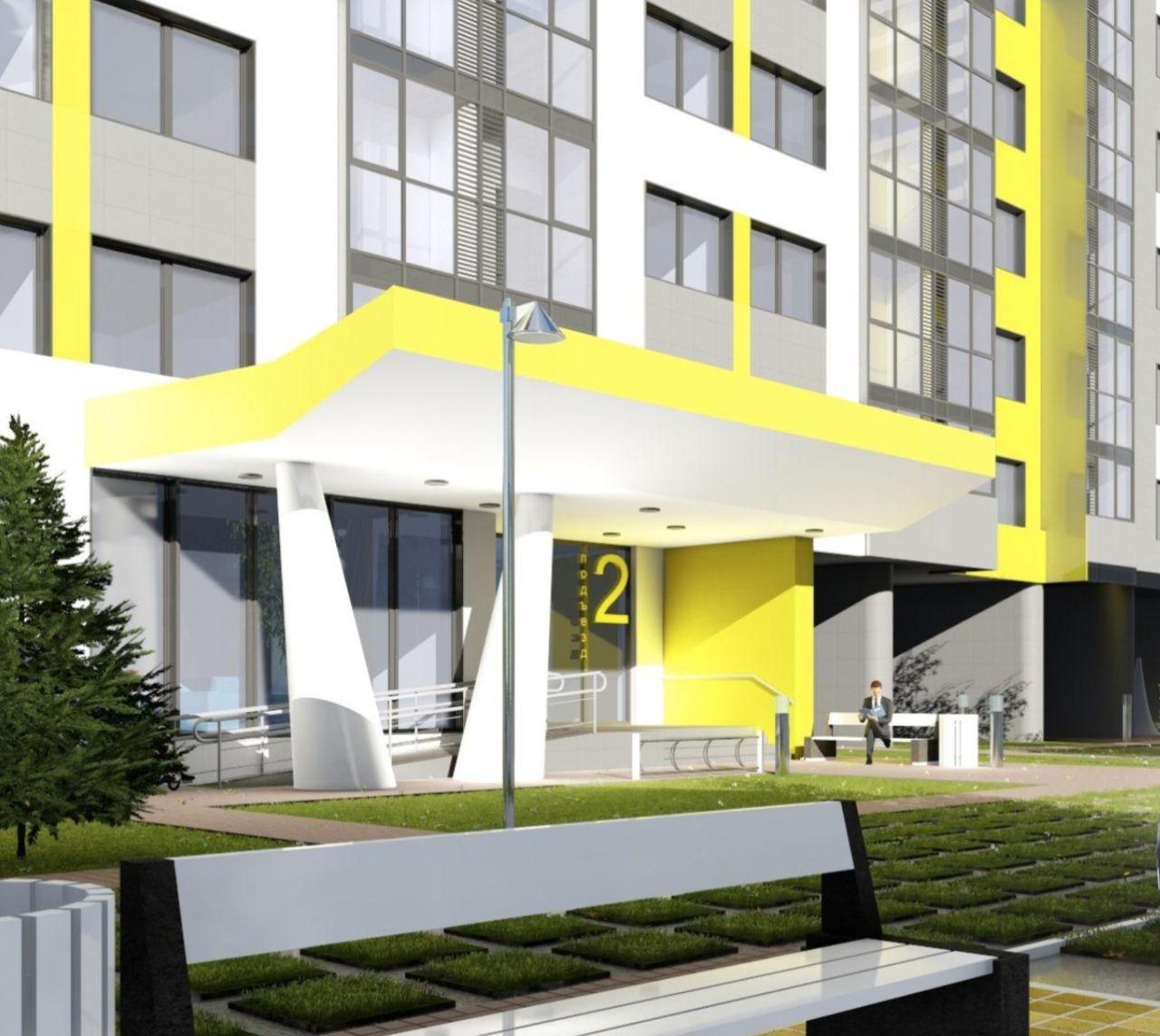 купить квартиру в ЖК Skyline (Скайлайн)