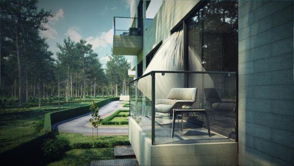 3-я Фотография ЖК «Level Barvikha Residence (Лэвел Барвиха Резиденс)»