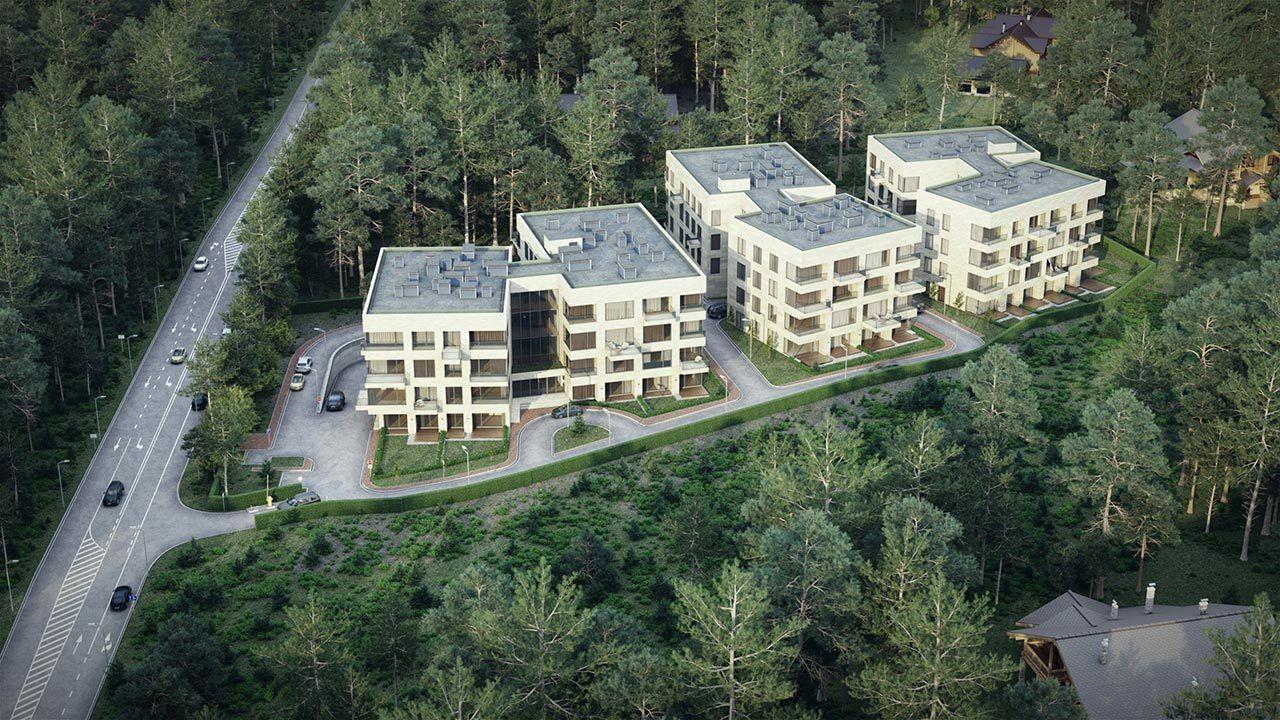 купить квартиру в ЖК Level Barvikha Residence (Лэвел Барвиха Резиденс)
