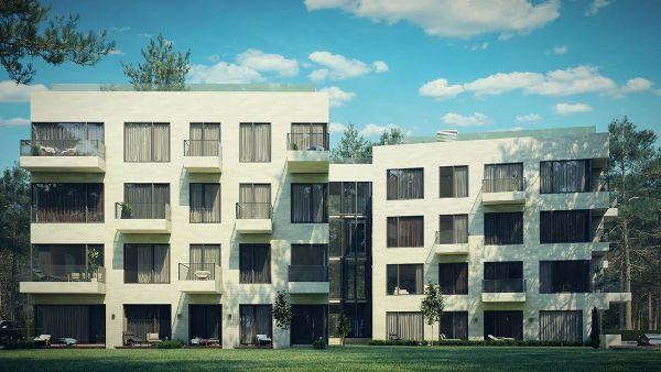 1-я Фотография ЖК «Level Barvikha Residence (Лэвел Барвиха Резиденс)»
