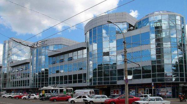 Торгово-офисный комплекс Новый Горизонт
