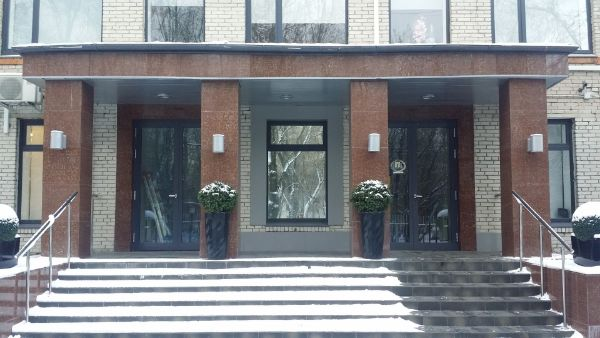 Торгово-офисный комплекс в Новохорошевском проезде, 19к2