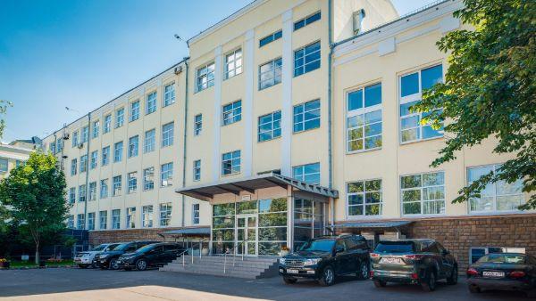Бизнес-центр Агрико