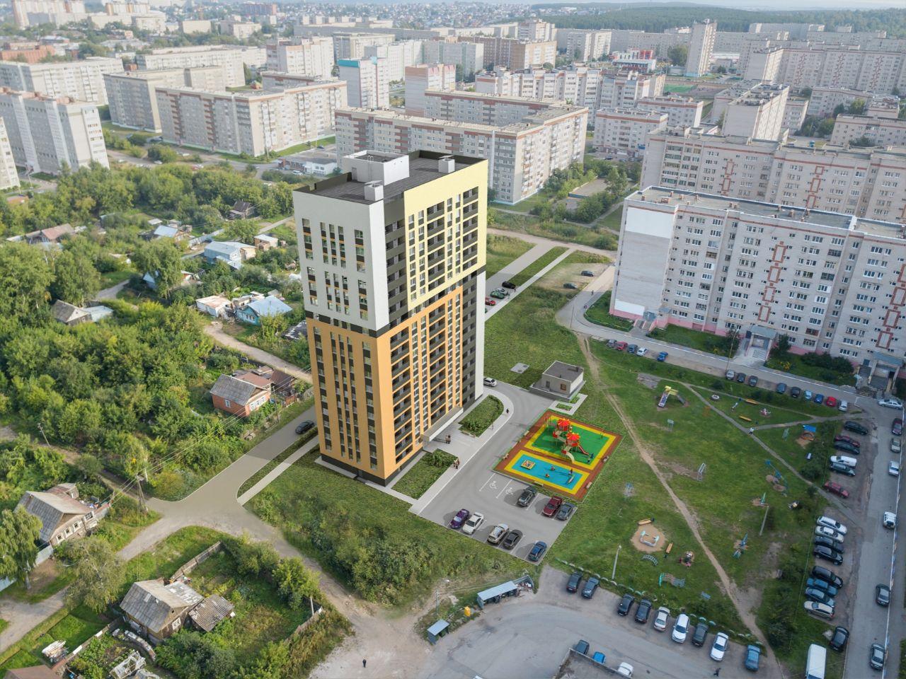 жилой комплекс Смуглянка