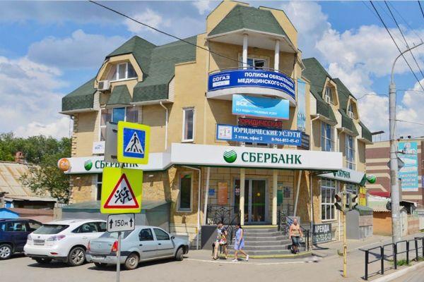 Торгово-офисный комплекс на ул. Николая Островского, 69/53