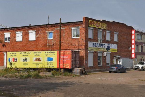 Офисно-складской комплекс на ул. Гагарина, 51А