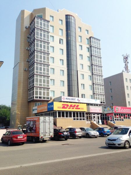Офисное здание на ул. Театральная, 57