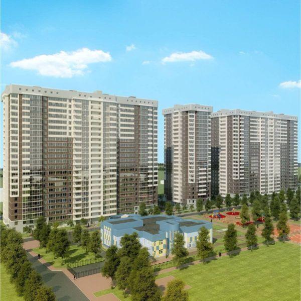 09f9a8763e970 2 жилых комплекса - Новостройки эконом класса в районе ...