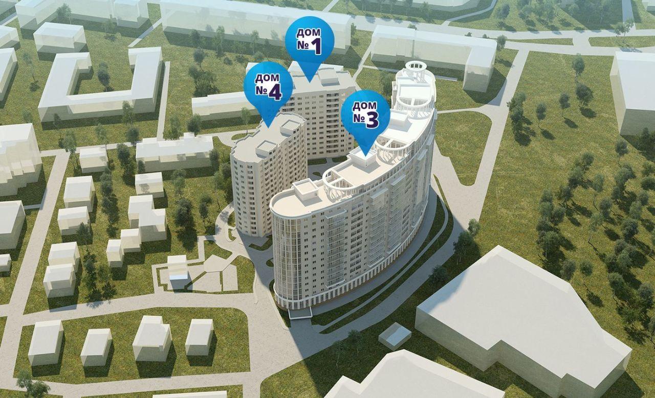 жилой комплекс Танеево Парк