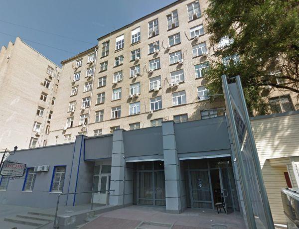 Офисное здание на проспекте Михаила Нагибина, 14А
