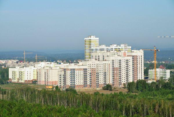 2-я Фотография ЖК «Хрустальногорский»
