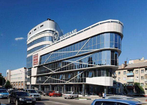 Бизнес-центр Монблан