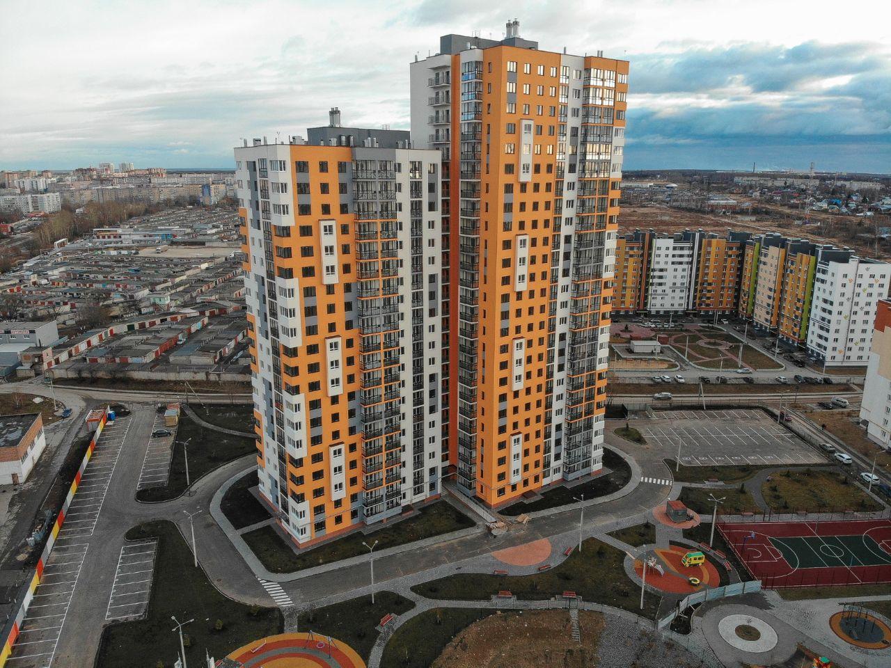 жилой комплекс Современник