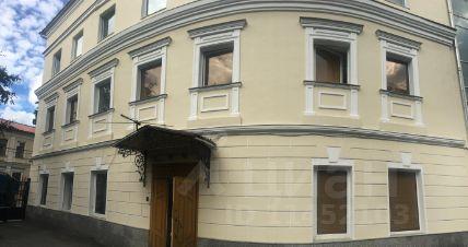 Аренда офисных помещений Толмачевский Старый переулок портал поиска помещений для офиса Годовикова улица