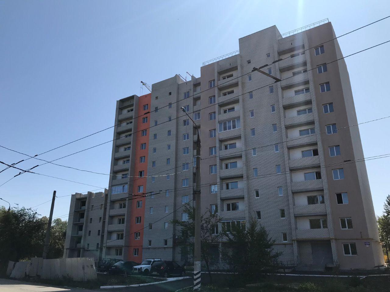 фото ЖК ул. Титова