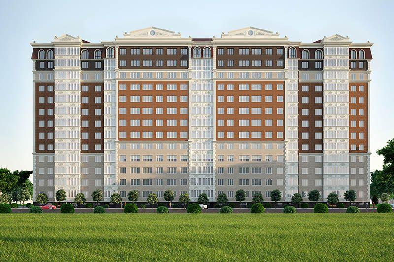 жилой комплекс Махачкалинский